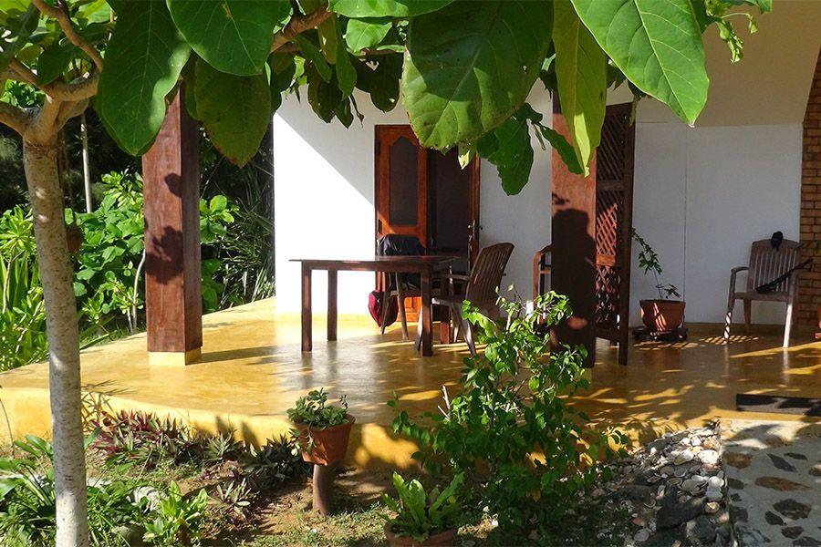 Fotka pokoje v přízemí Tropical Garden v Tangalle na Srí Lance