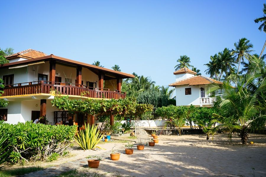Photo of accommodation in Sri Lanka - Tropical Garden Holiday Homes in the large garden